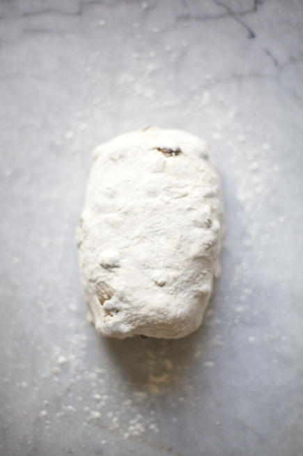 Raisin Walnut Bread Dough | Artisan Bread in Five Minutes a Day