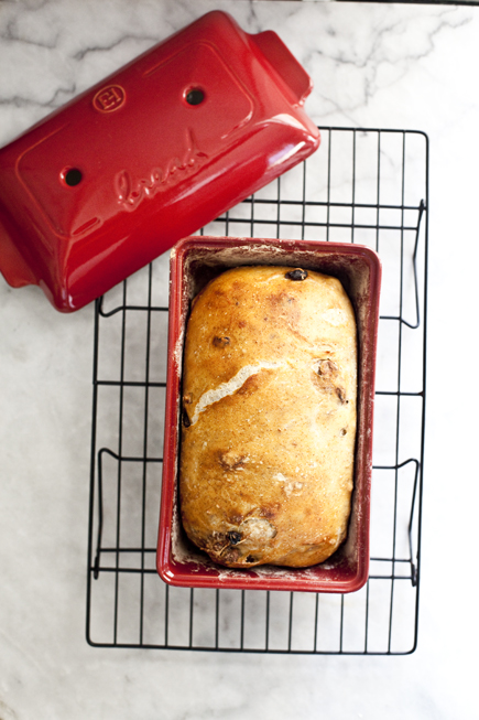 Raisin Walnut Bread | Artisan Bread in Five Minutes a Day