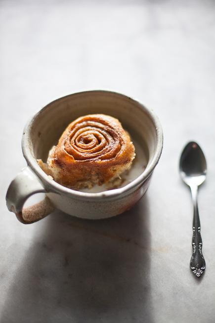 caramel rolls bread pudding | Breadin5 (2 of 11)