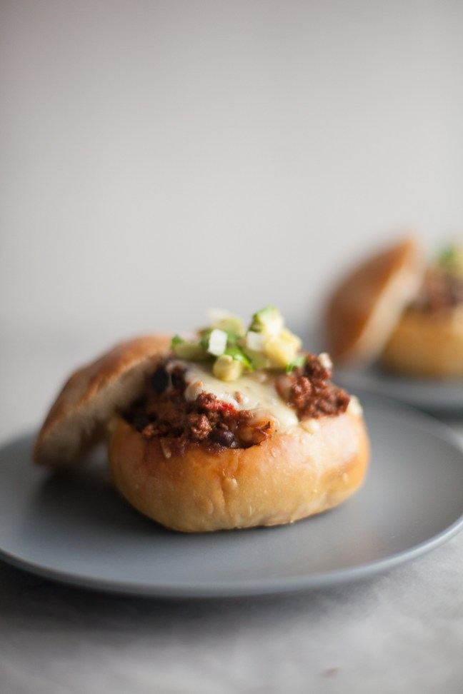 Chili Bread Bowl for Game Day | Artisan Bread in Five Minutes a Day