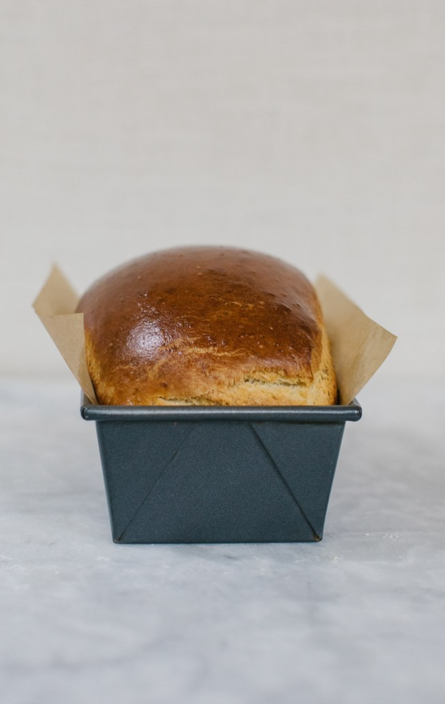Basic Loaf from Holiday and Celebration Bread in Five Minutes a Day   Bread in 5