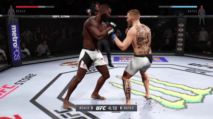 Ea Sports Ufc 3 Ps4 Collection | MMAFV Auto