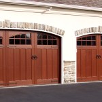 Rhapsody Series Quality Crafted Composite Garage Doors Artisan