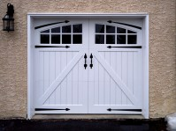 Symphony Series | Quality Crafted Vinyl Garage Doors | ARTISAN