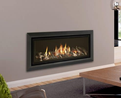 Cassette High Efficiency Gas Fires  Artisan Fireplace Design