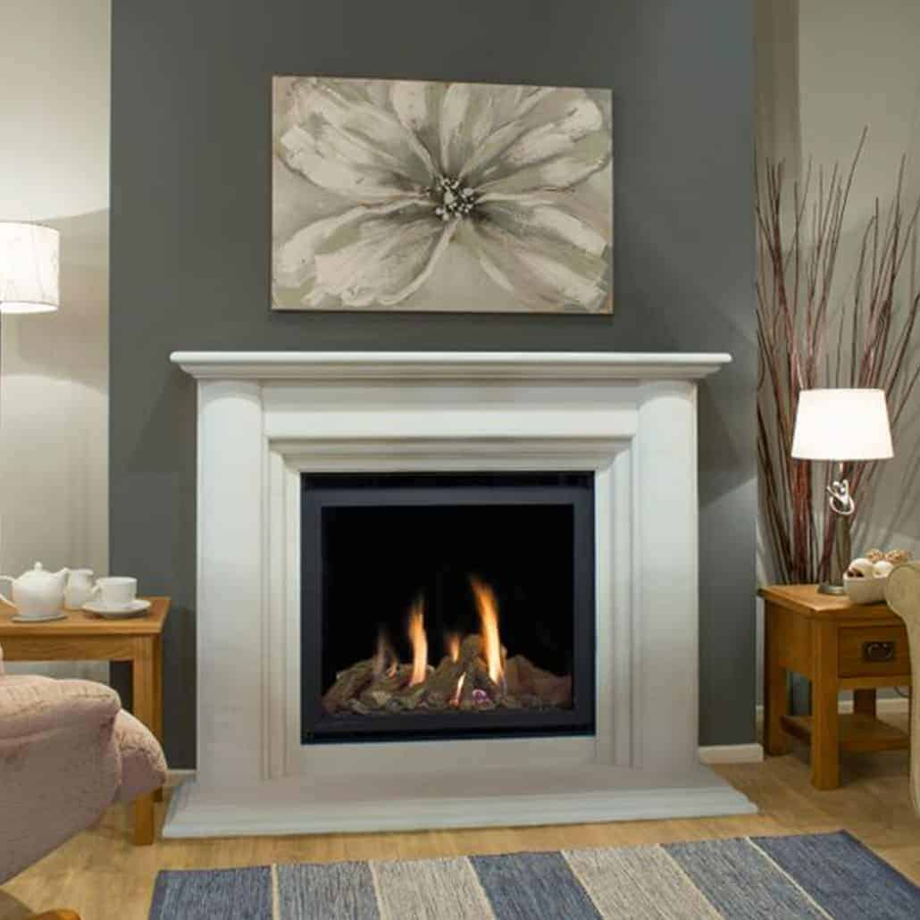 Flueless Fireplace Inserts Home Decor Modern Gas