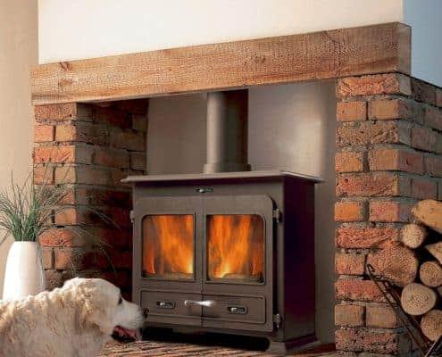 Multi Fuel  Wood Burning Stoves  Artisan Fireplace Design