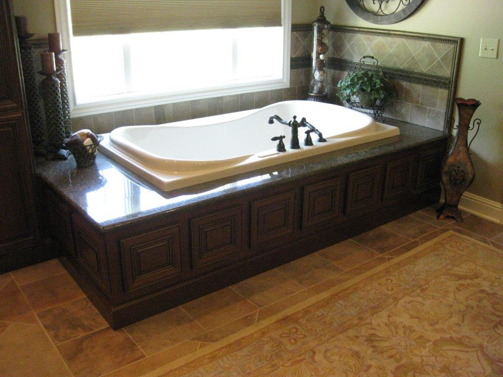 Wainscoting Tub Skirts  Artisan Interiors And Builders