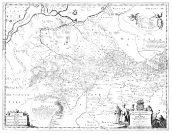 Delineatio Generalis Camporum desertorum vulgo UKRAINA