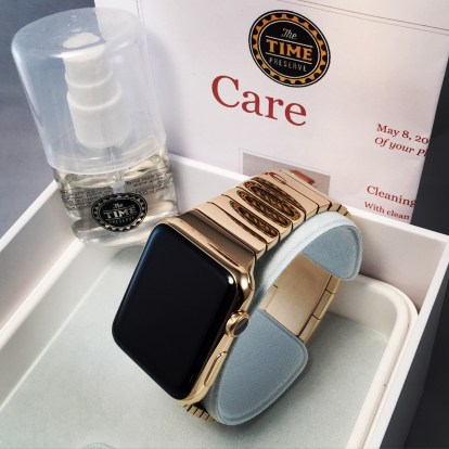 The Time Care Two Year Warranty: For The Apple Watch® By The Time Preserve
