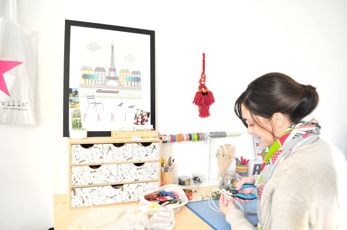 Interview de l'artisan : Marie-Charlotte créatrice de TakCHa 1