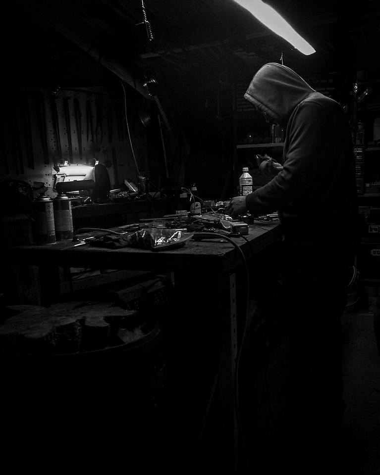 Interview de l'artisan : The Rusted Lab 6