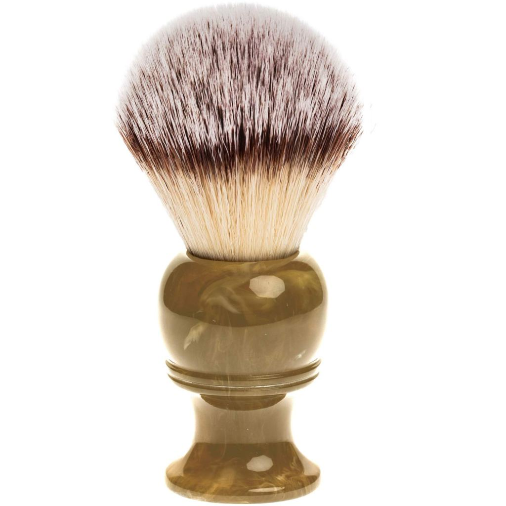Fendrihan Synthetic Shaving Brush with Resin Handle