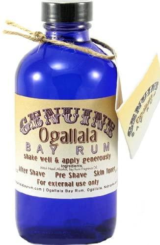 Genuine Ogallala Bay Rum