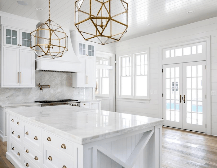 kitchen counter options island with marble top artisan signature homes custom home builder louisville for your next built