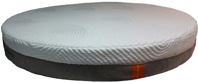 Large Round Tempur Pedic Elite Model