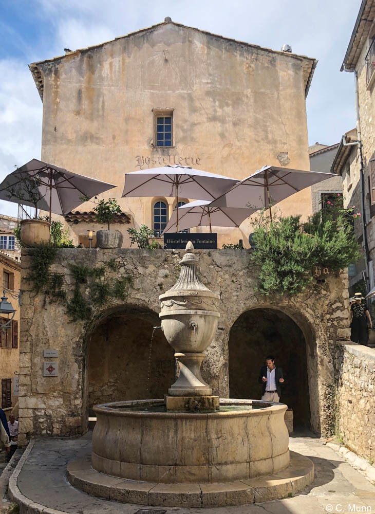 La Colombe D'or Saint Paul De Vence : colombe, saint, vence, Visit:, Colombe, Saint-Paul, Vence,, France, Artisans, Leisure, Luxury, Travel