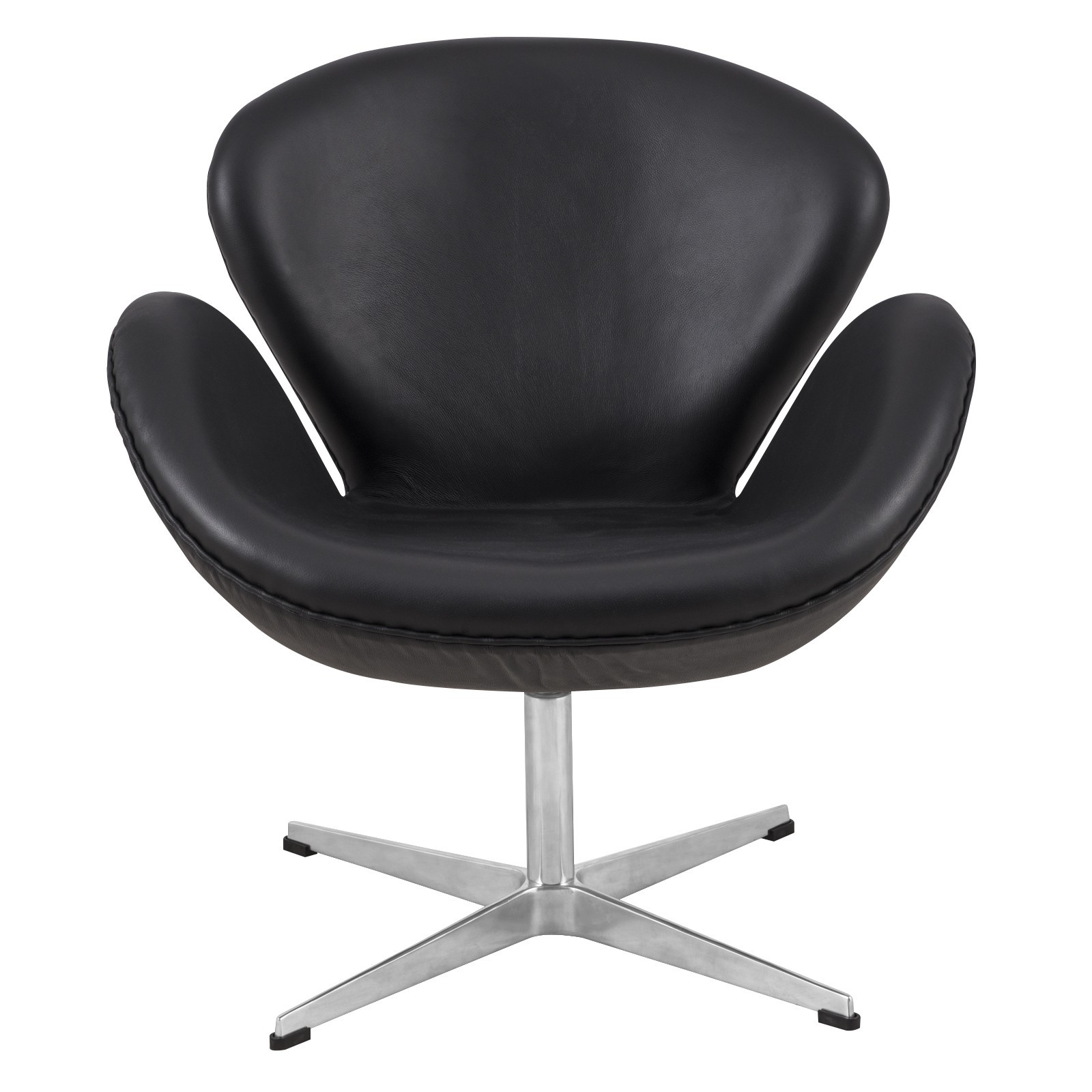 Swan Chair Swan Chair - Premium Italian Aniline Leather | Artis Décor