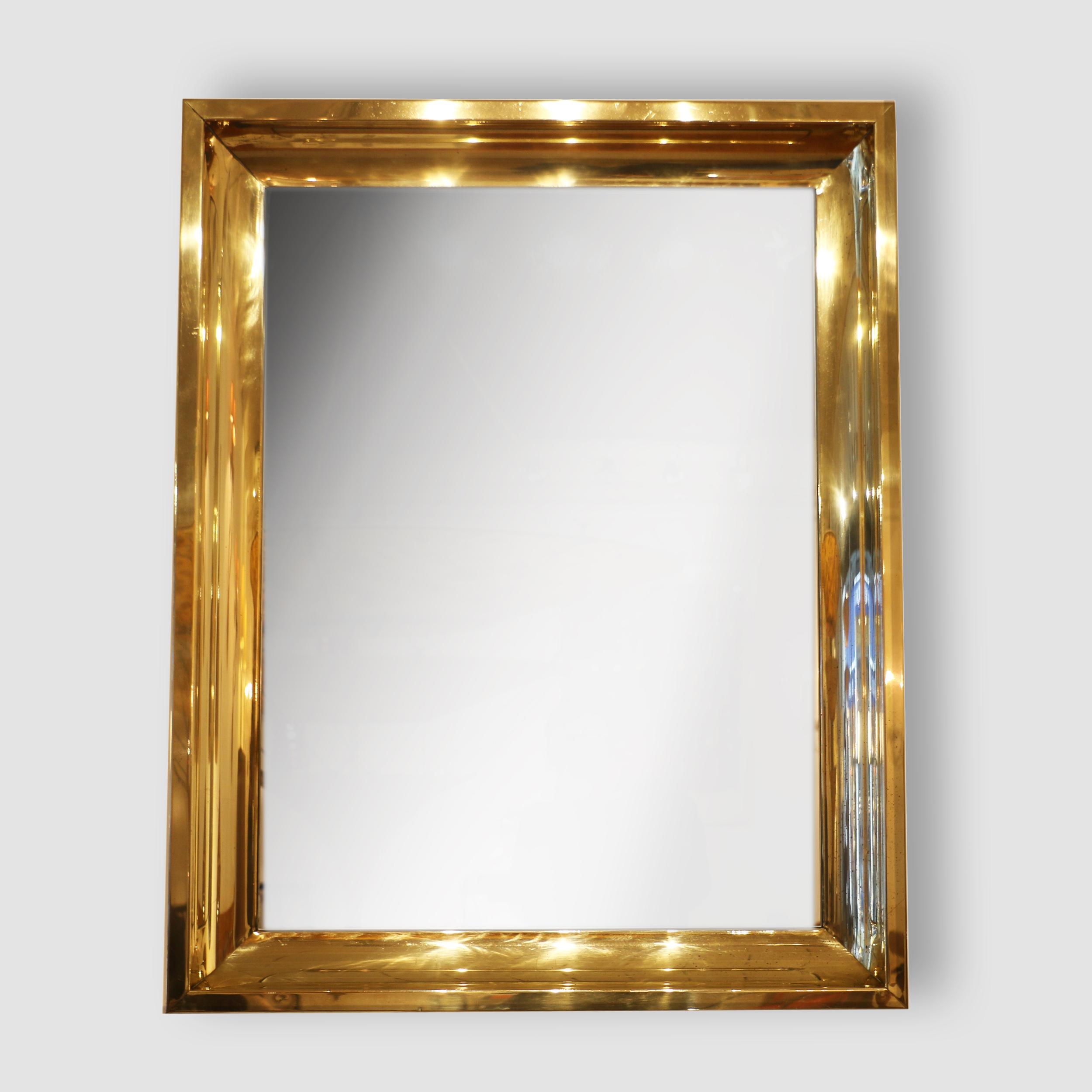 miroir en laiton dore vendu artismove
