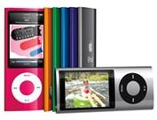 The iPod Nano Range
