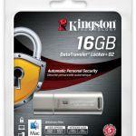 Kingston DataTraveler Locker+ G2