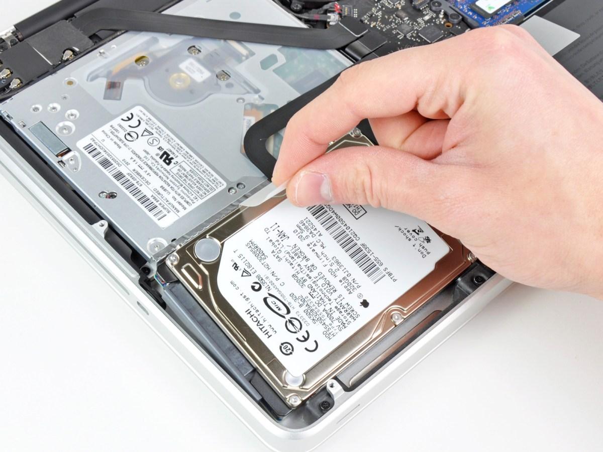upgrading a mid 2012 macbook pro to ssd david artiss