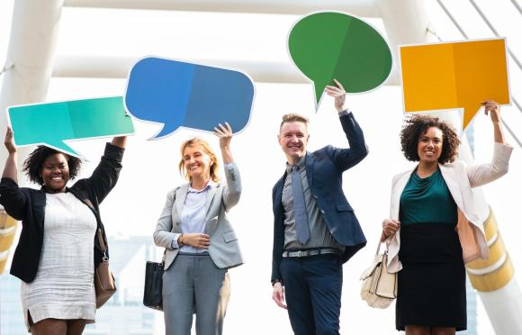 Talking Support: The inclusive language that we often forget