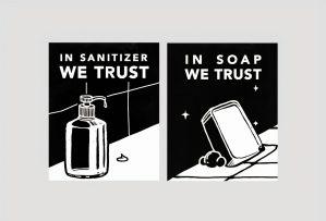 In personal hygiene we trust.