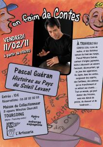 Faim de contes - Pascal Gueran