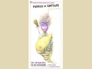 Paroles de Conteur 2011