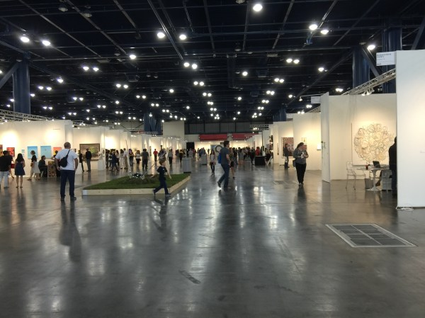 Texas Contemporary Art Fair Houston Tx 2015