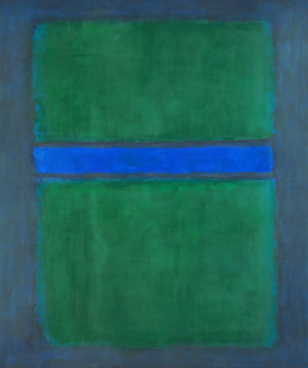 Mark Rothko Painting Art