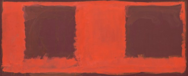 Mark Rothko Painting Artist