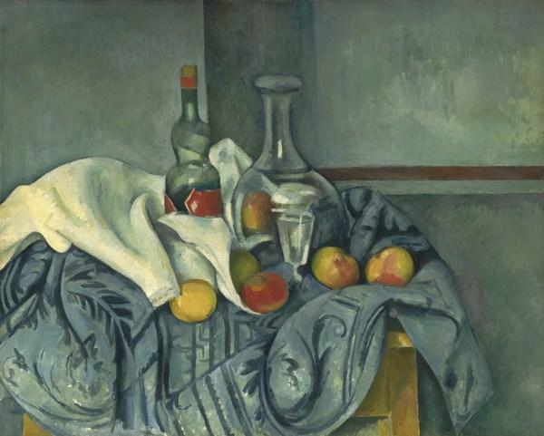Paul Cezanne Still Life Paintings