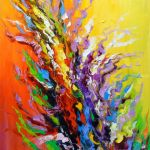 Flower Of Life Paintings By Olha Darchuk Artist Com