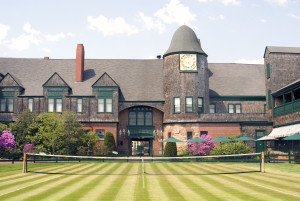 Tennis Hall of Fame Newport, RI
