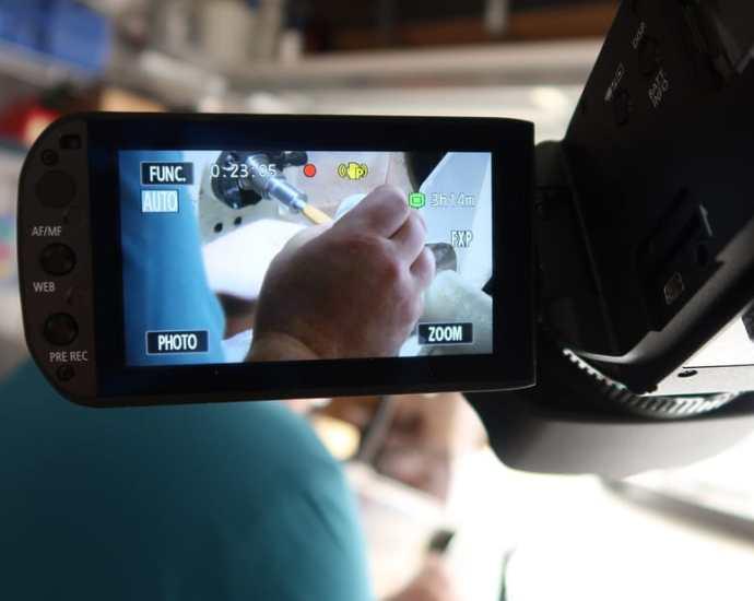 Video Recorder Screen