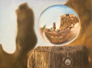 Looking Through a Bubble