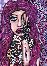 Bad Child - Crazy Girl By Charlotte Farhan