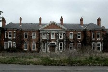 West Park Hospital, Epsom, England