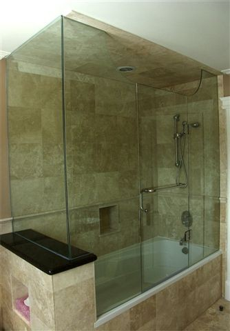 Tub Enclosures with End Panels  ArtistCraftcom