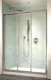 Shower Enclosures | Sliding Shower Doors