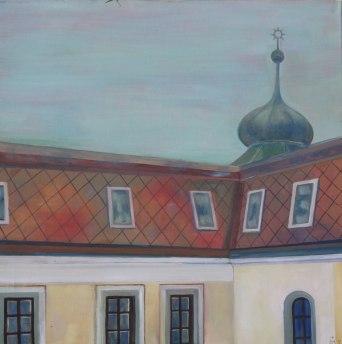 Замок в Бруновцах