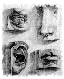 Академическое направление рисунка в мастерских Алексея Гилярова