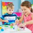 Набор в группу рисования и живописи для детей с 4 до 14 лет