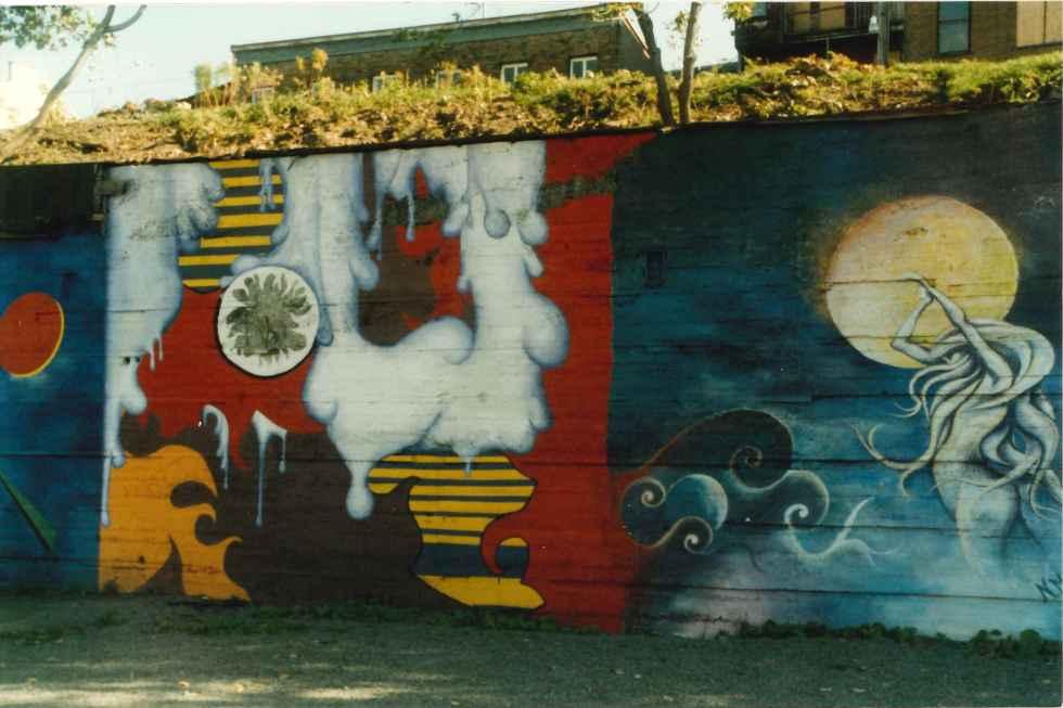 Îlot Fleurie Fresques 2
