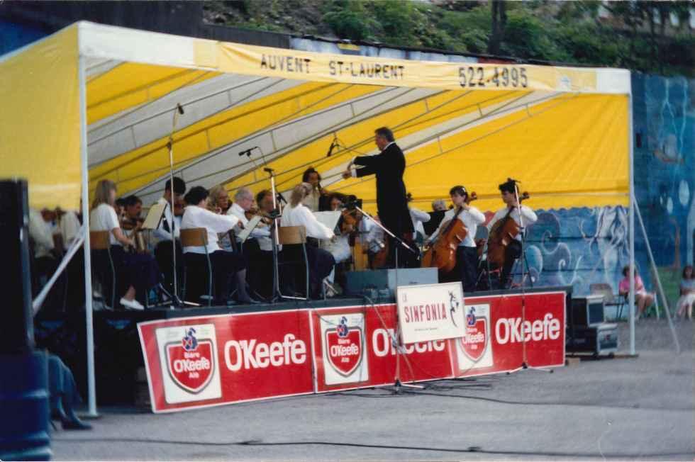 Ilot Fleurie Sinfonia 9