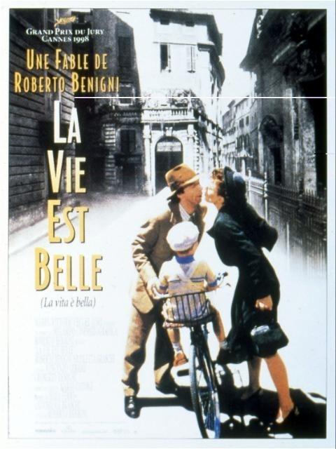 La Vie Est Belle Film Analyse : belle, analyse, Belle, Roberto, Benigni, Artistes, Camps, Nazis