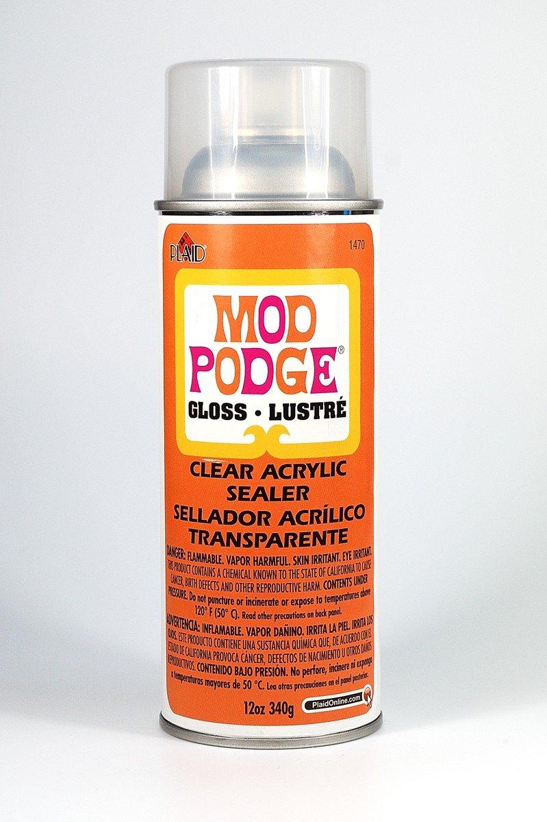 Mod Podge Paint Sealer : podge, paint, sealer, Acrylic, Paint, Mirror, Artist, Forum