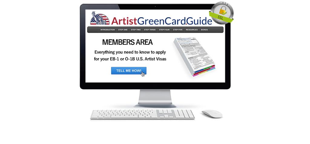 O-1 Visa - Artist Green Card